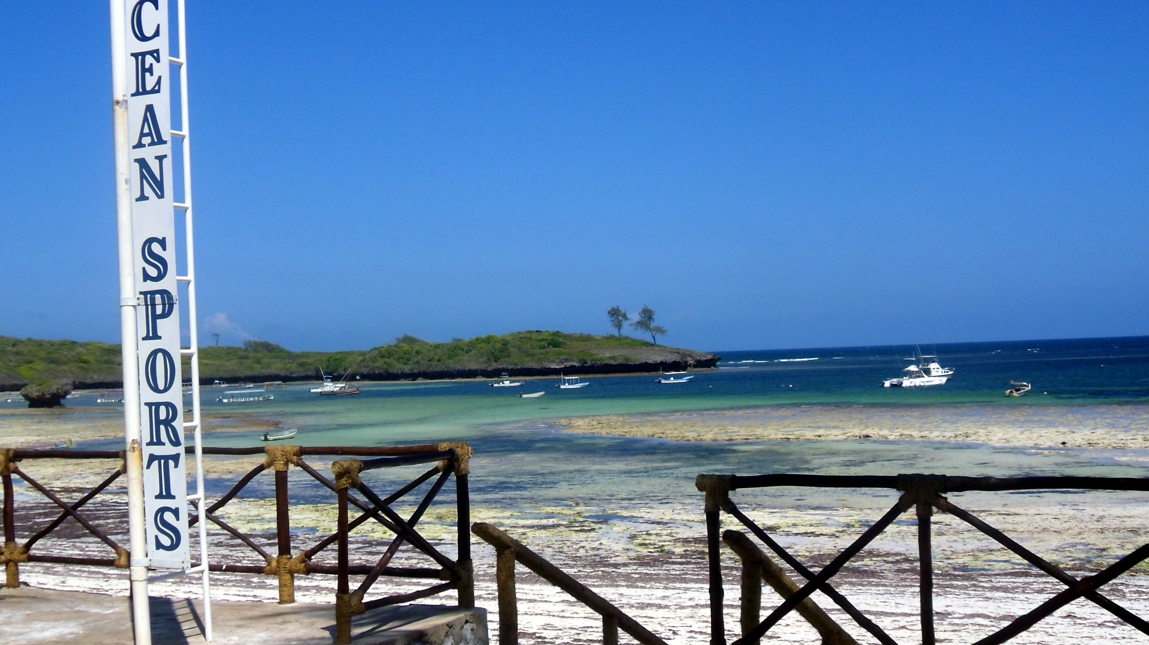 Ocean Sports Beach Watamu, Kenya