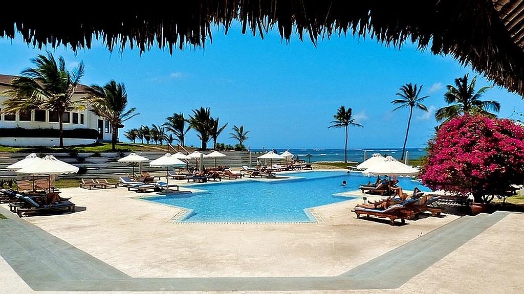 Swimming pool Garoda Resort Watamu - Kenya
