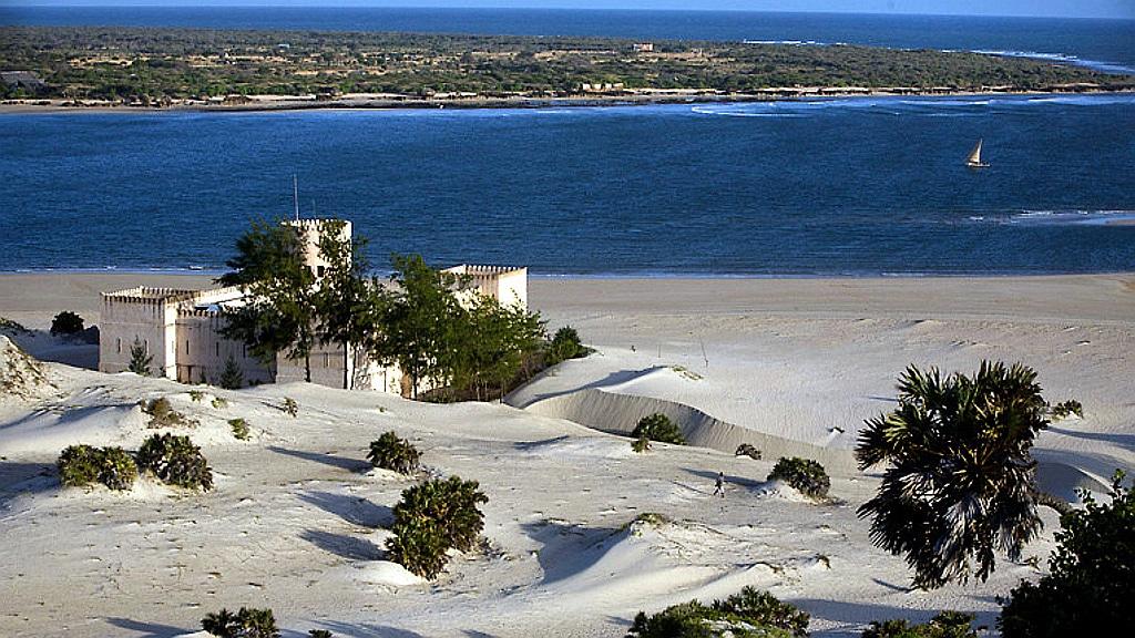 Lamu Shela beach - Kenya