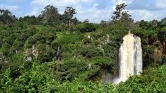 Kenya. Thomson's Falls