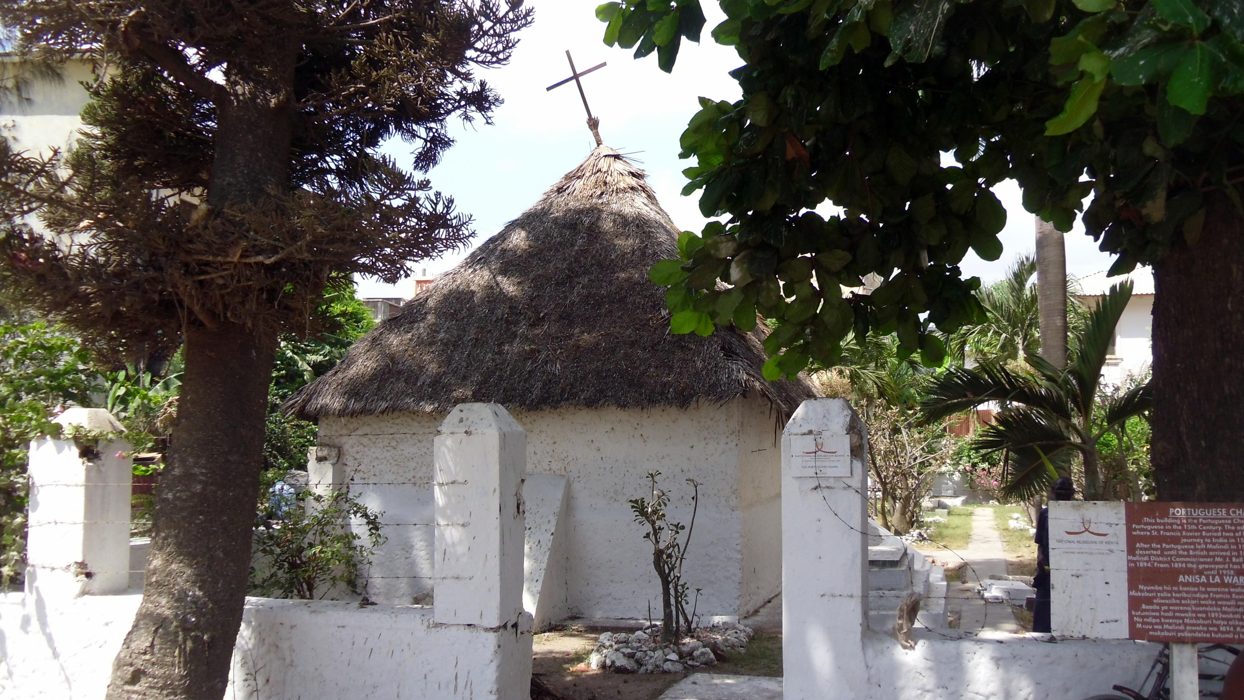 Portuguese Chapel, Malindi.