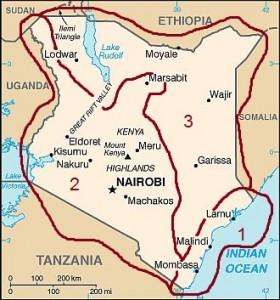 Climate of Kenya