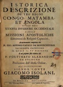 Historica description of the three Kingdoms Congo, Matamba and Angola