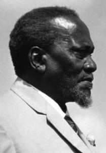 Jomo Kenyatta-First President of Kenya