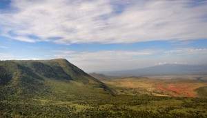 Panorama of the Rift Valley
