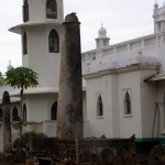 Pillar Tombs Malindi