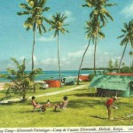 Silversand Holiday Camp Malindi (vintage photo)
