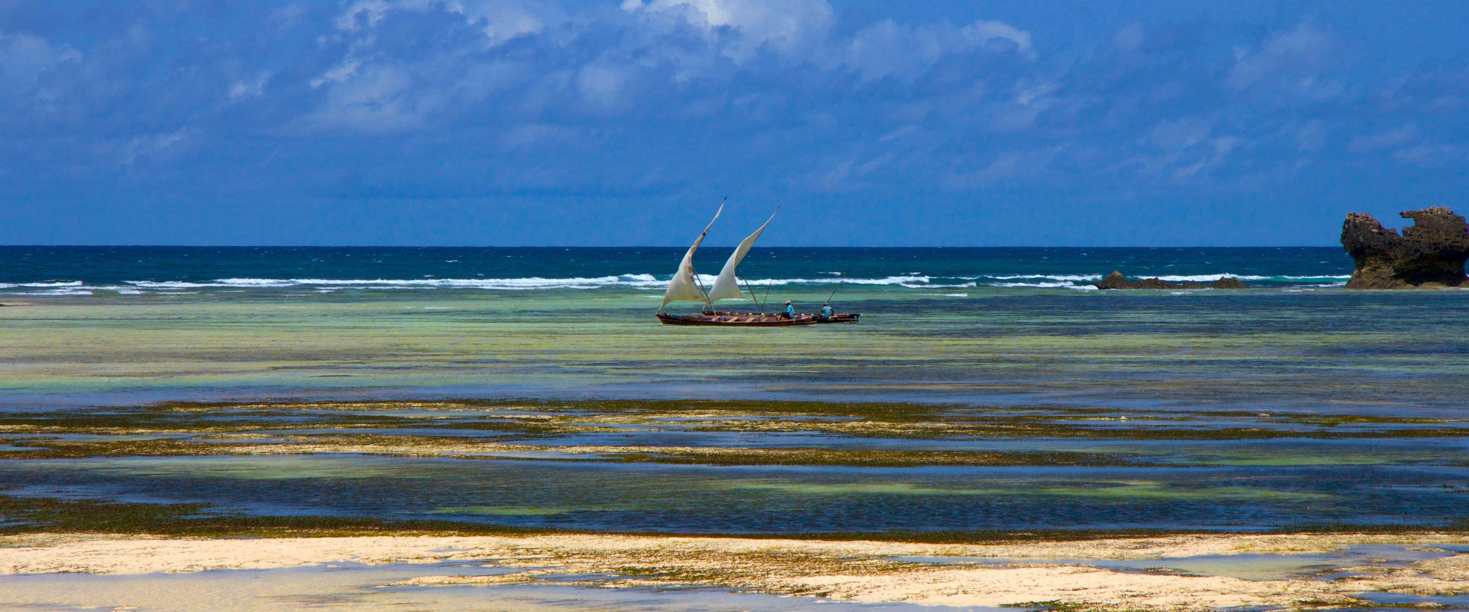 Sea and Beaches, Kenya