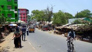 Malindi Town, Kenya