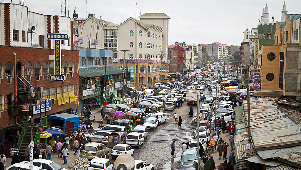 Little Mogadishu in Nairobi