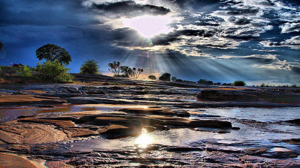 Kenya Falls