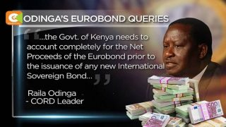 Spent more than 200 billion shillings in Eurobond