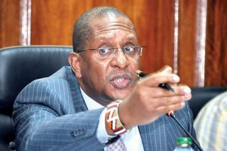 The Attorney General of Kenya Keriako Tobiko