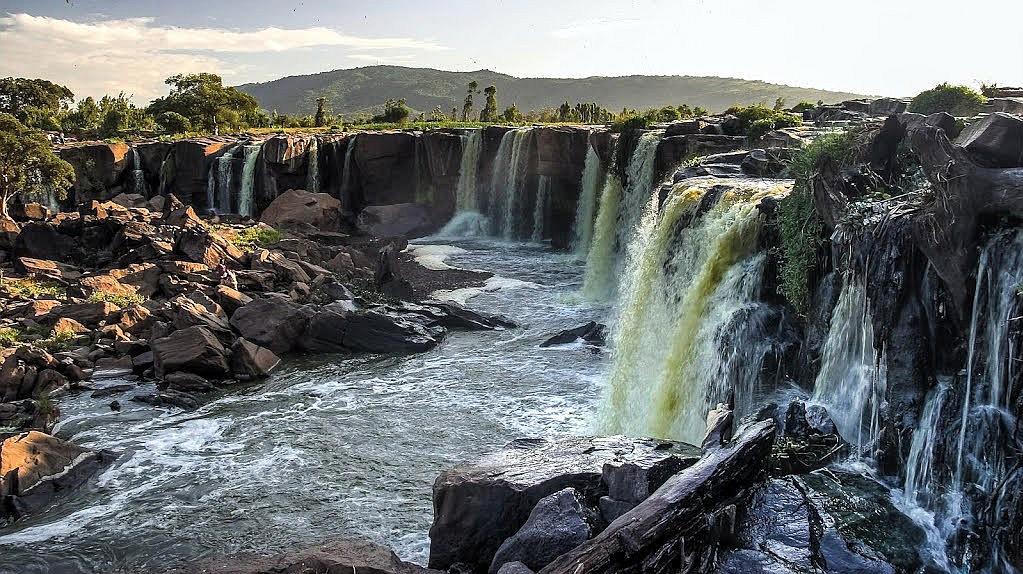 Athi-Galana-Sabaki River-Fourteen Falls Kenya