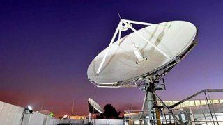 Kenya-DSTV satellite dish for reception of blacked channels