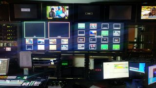 OFF AIR-TV off for the government block
