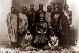 East African Royal Family 1909-Kenya Holidays