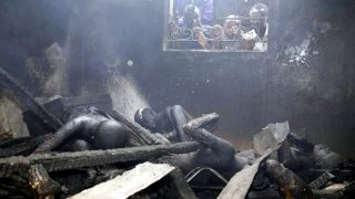 Kenya-Violence after the December 2007 elections