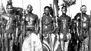 Kikuyu warriors-Kenya Holidays
