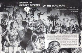 Mau Mau-British Propaganda-Kenya Holidays