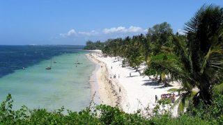 Mombasa beach-Kenya Holidays