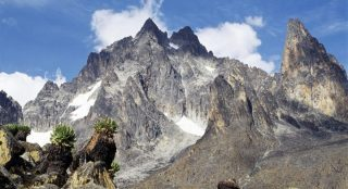 Mount Kenya-Kenya Holidays