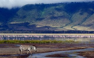 Ngorongoro Conservation Area-Tanzania