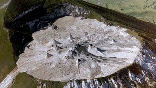 Ol Doinyo Lengai Crater-Tanzania