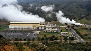 Olkaria geothermal power station-Kenya Holidays
