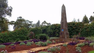 Place of burial of Denys Finch Hatton-Kenya Holidays