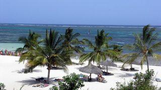 Shanzu beach-Kenya Holidays