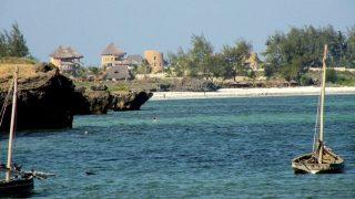 View of the Watamu coast-Kenya Holidays