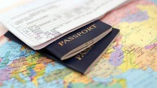 Kenya Visas and Stamps