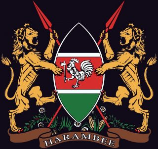 Coat of arms of Kenya
